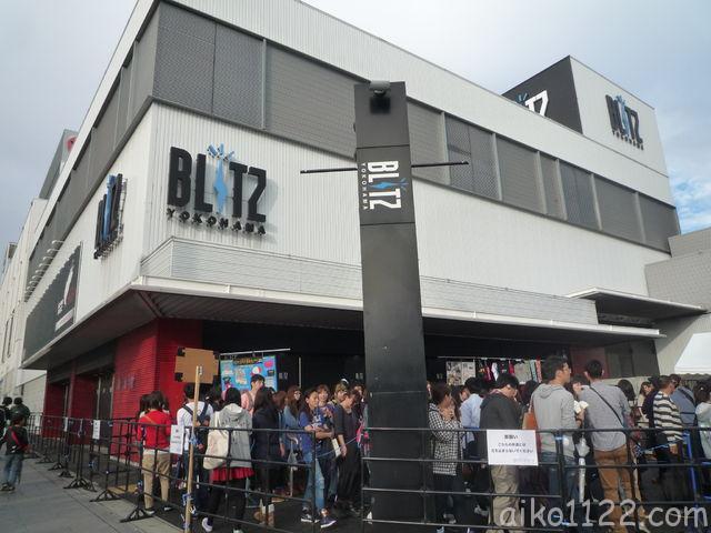 LLR5 10/22@横浜BLITZ☆初日