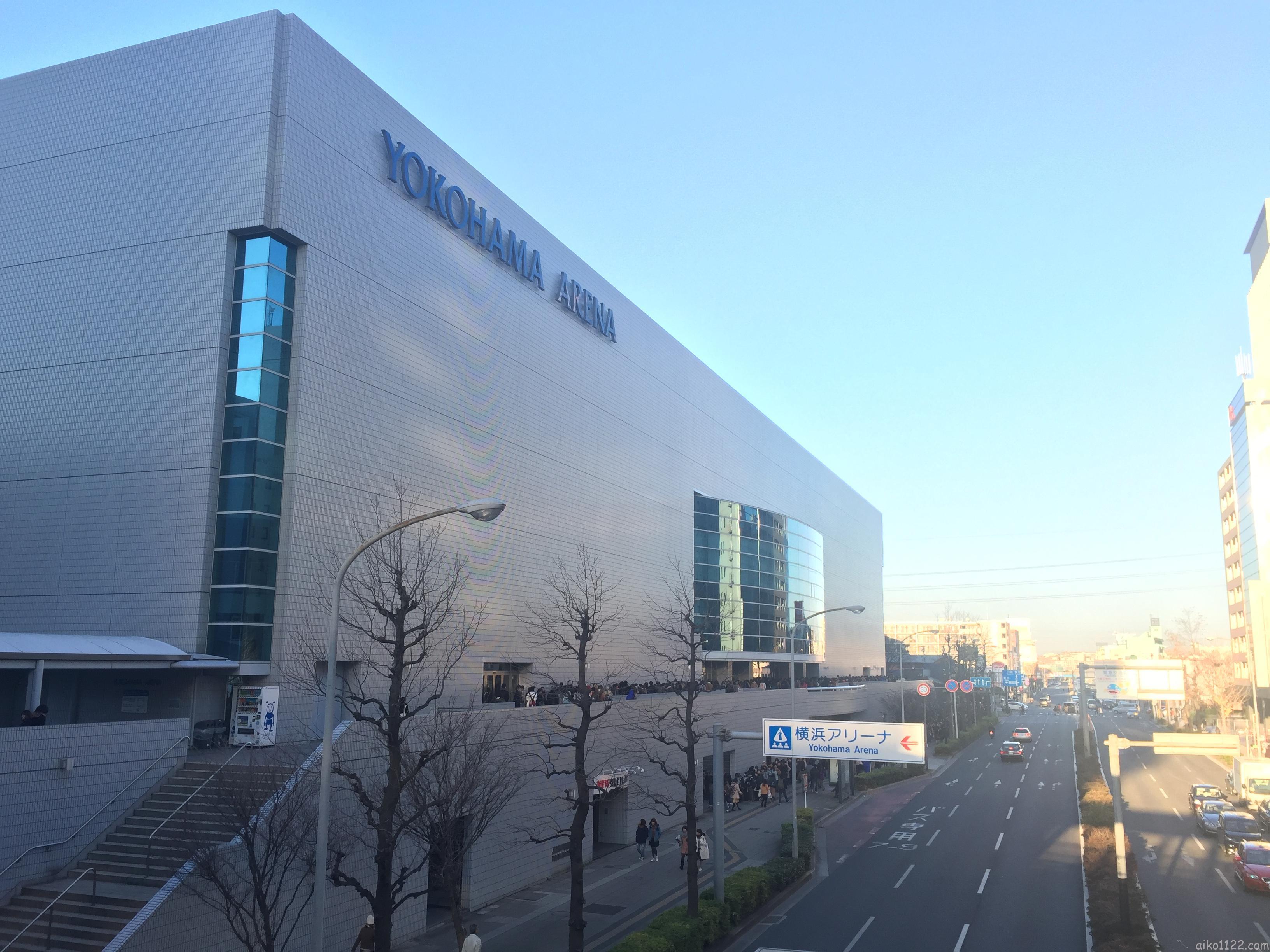 LLP18 12/26@横浜アリーナ